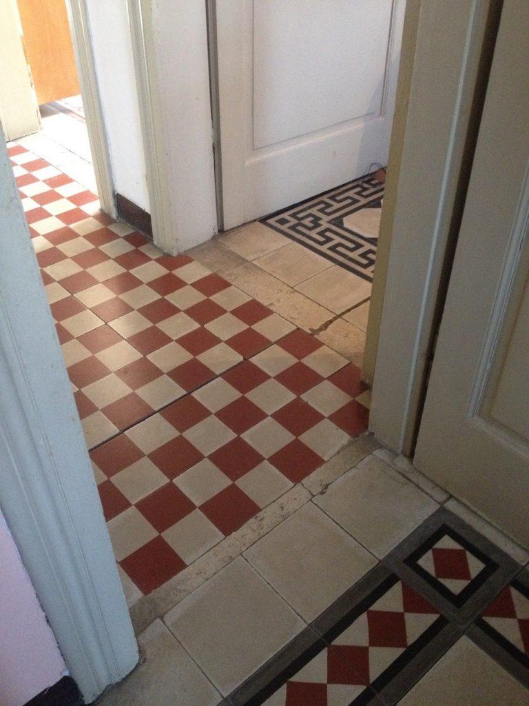 corridoio graniglia originale